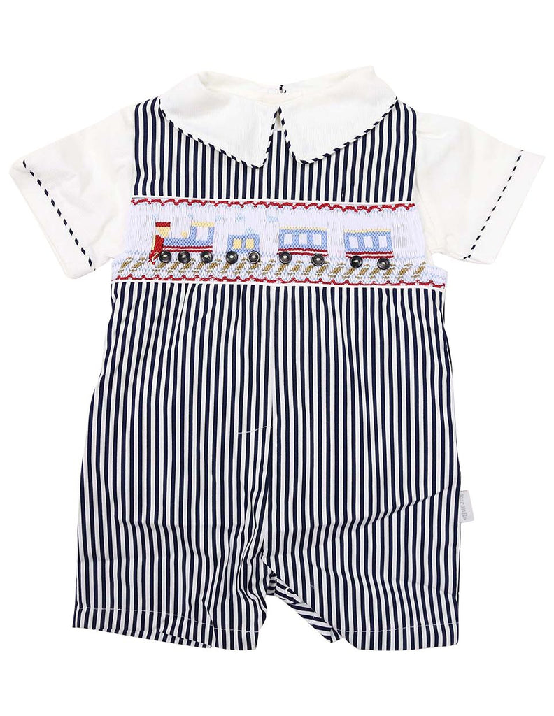 C1219N Train Overall & Top-Sets-Korango_Australia-Kids_Fashion-Children's_Wear