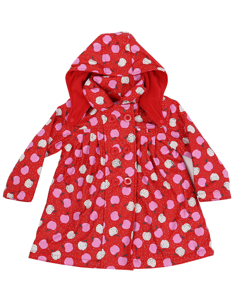 A1130R Cheeky Apple Raincoat