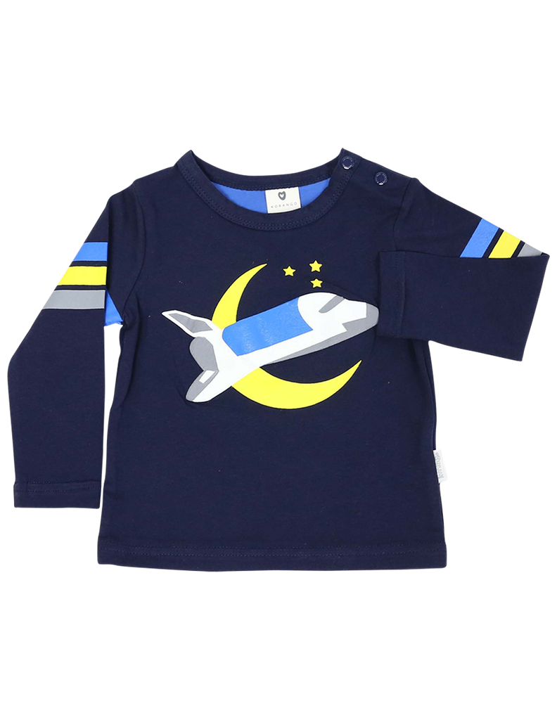 A1103N Over the Moon Top-Tops-Korango_Australia-Kids_Fashion-Children's_Wear