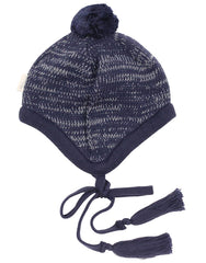 A9048N Mission to Mars Knit Beanie-Accessories-Korango_Australia-Kids_Fashion-Children's_Wear