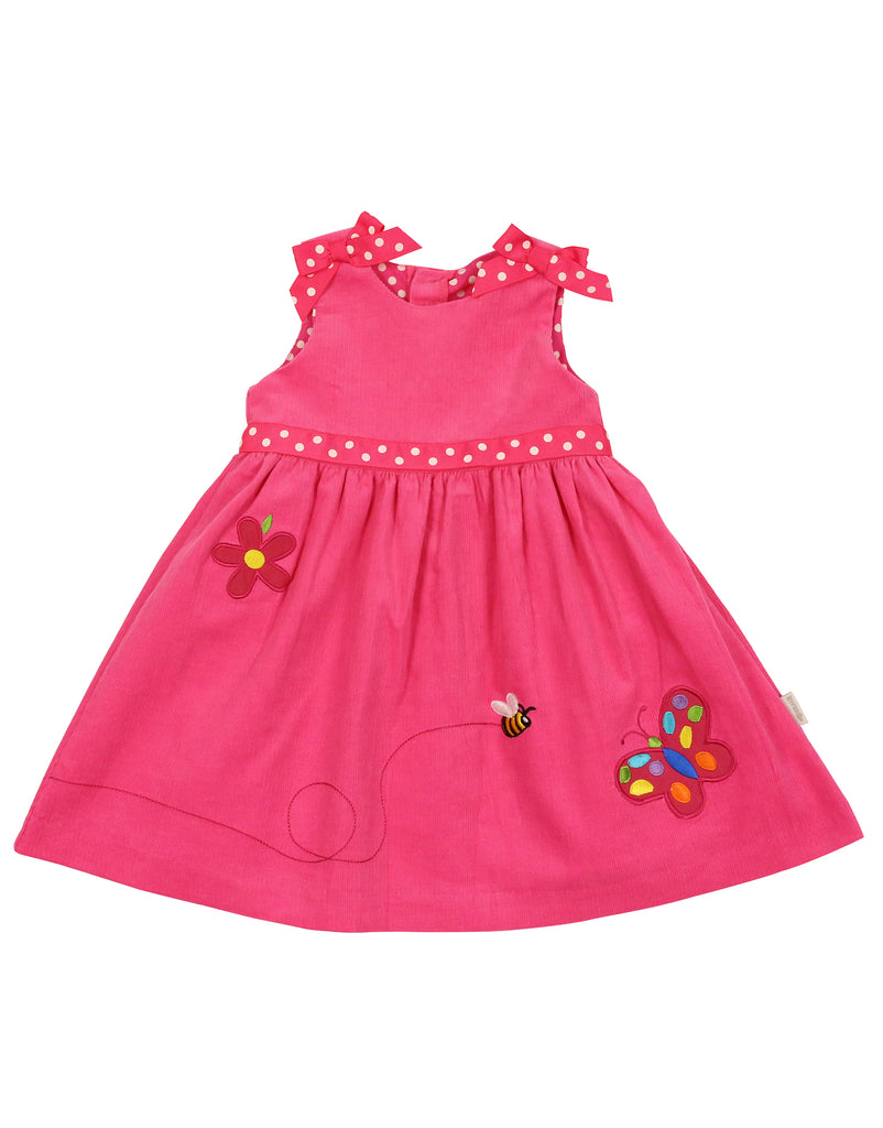 A9017 Rainbows Butterfly Dress