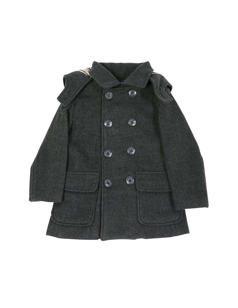 A1147C Cool and Classy Overcoat