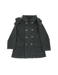 A1147C Cool and Classy Overcoat-Cardigans/Jackets/Sweaters-Korango_Australia-Kids_Fashion-Children's_Wear