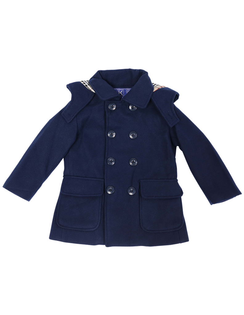 A1147N Cool and Classy Overcoat