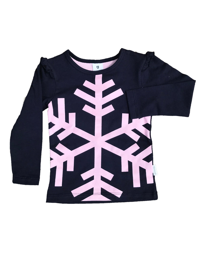 A1155N Frosty Fun Top-Tops-Korango_Australia-Kids_Fashion-Children's_Wear