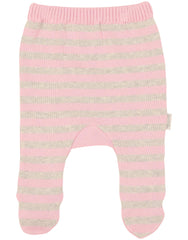 B1112 Little Fawn Knit Legging-Leggings-Korango_Australia-Kids_Fashion-Children's_Wear