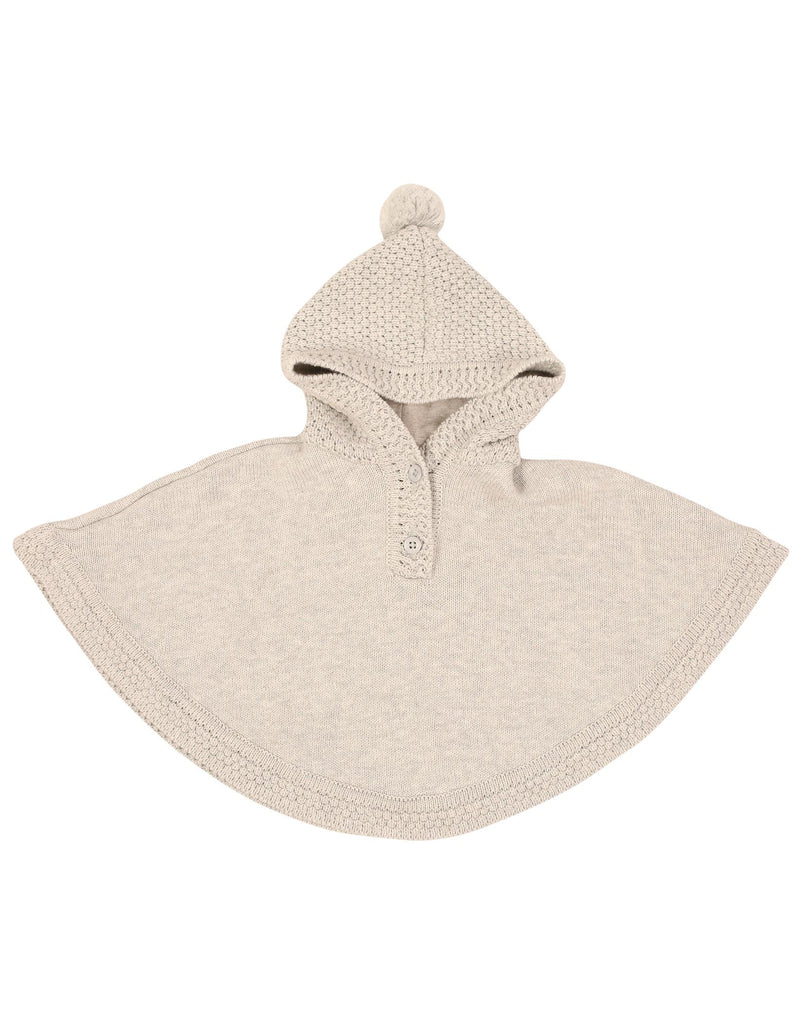 B1113 Little Fawn Poncho