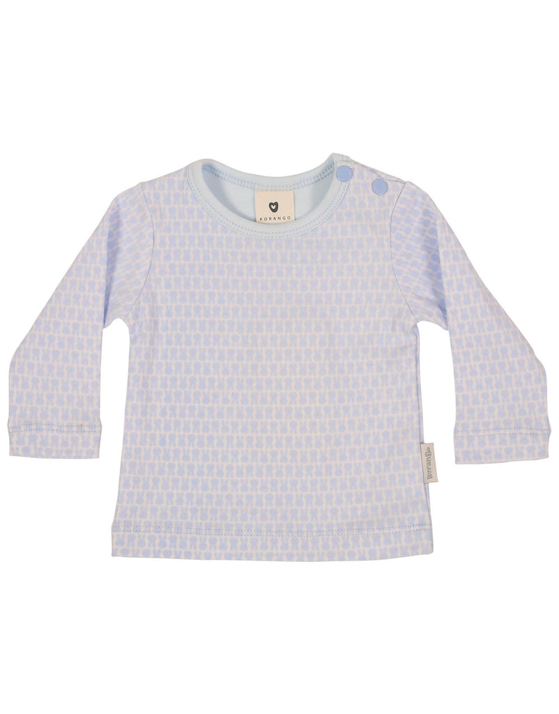 B1122 Baby Bunny Top-Tops-Korango_Australia-Kids_Fashion-Children's_Wear