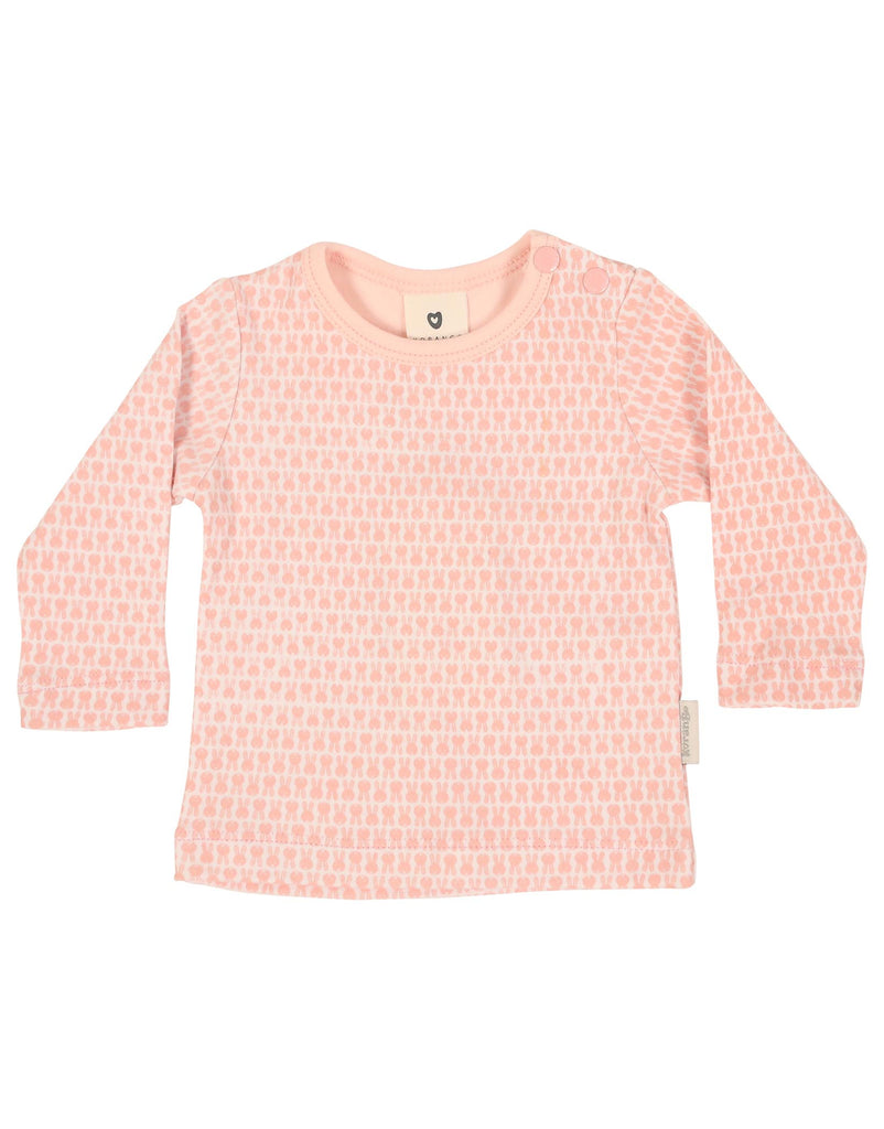 B1122P Baby Bunny Top-Tops-Korango_Australia-Kids_Fashion-Children's_Wear