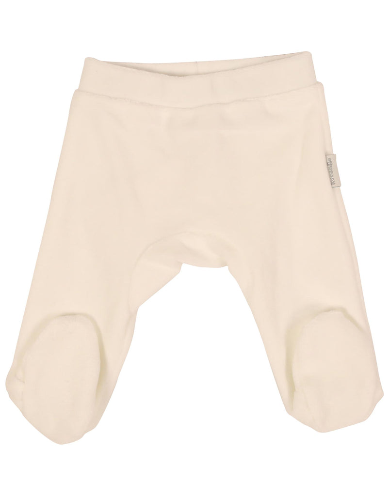 B1123W Baby Bunny Velour Legging-Leggings-Korango_Australia-Kids_Fashion-Children's_Wear