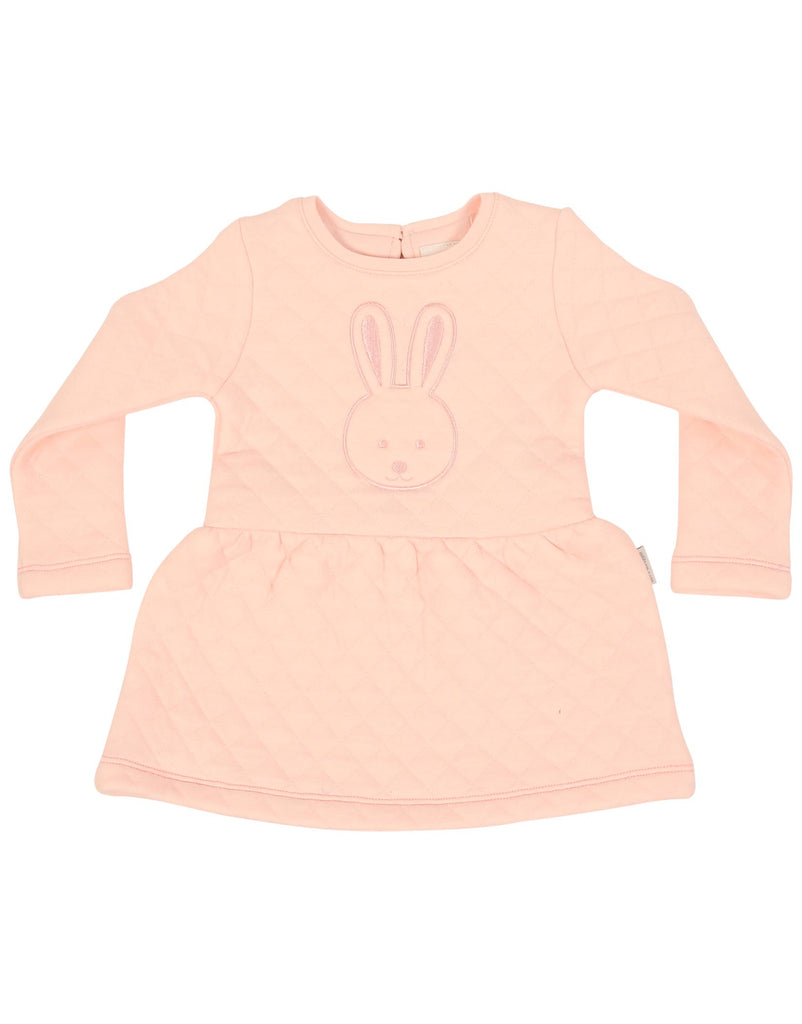 B1124P Baby Bunny Dress-Dresses-Korango_Australia-Kids_Fashion-Children's_Wear