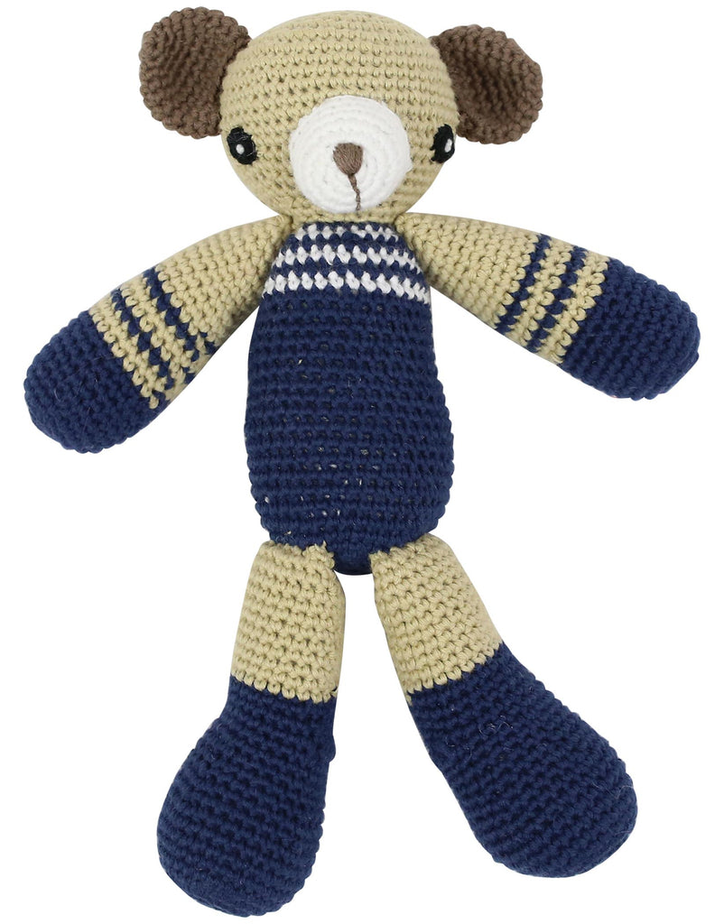 B1135 Baby Gifts Bear Rattle Toy-Accessories-Korango_Australia-Kids_Fashion-Children's_Wear