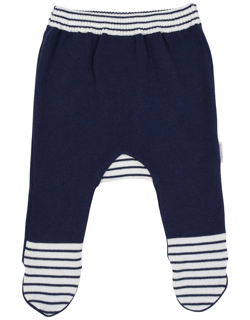 C1119 Little Boater Knit Legging-Leggings-Korango_Australia-Kids_Fashion-Children's_Wear