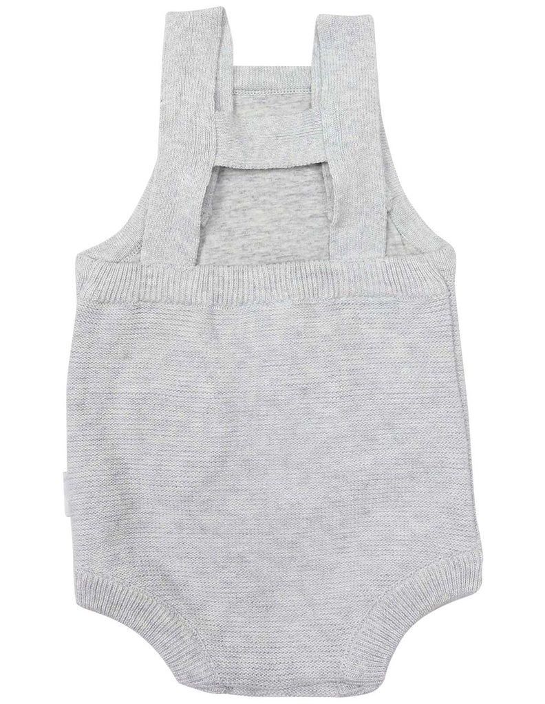 C1211G Knit Sunsuit-All In Ones-Korango_Australia-Kids_Fashion-Children's_Wear