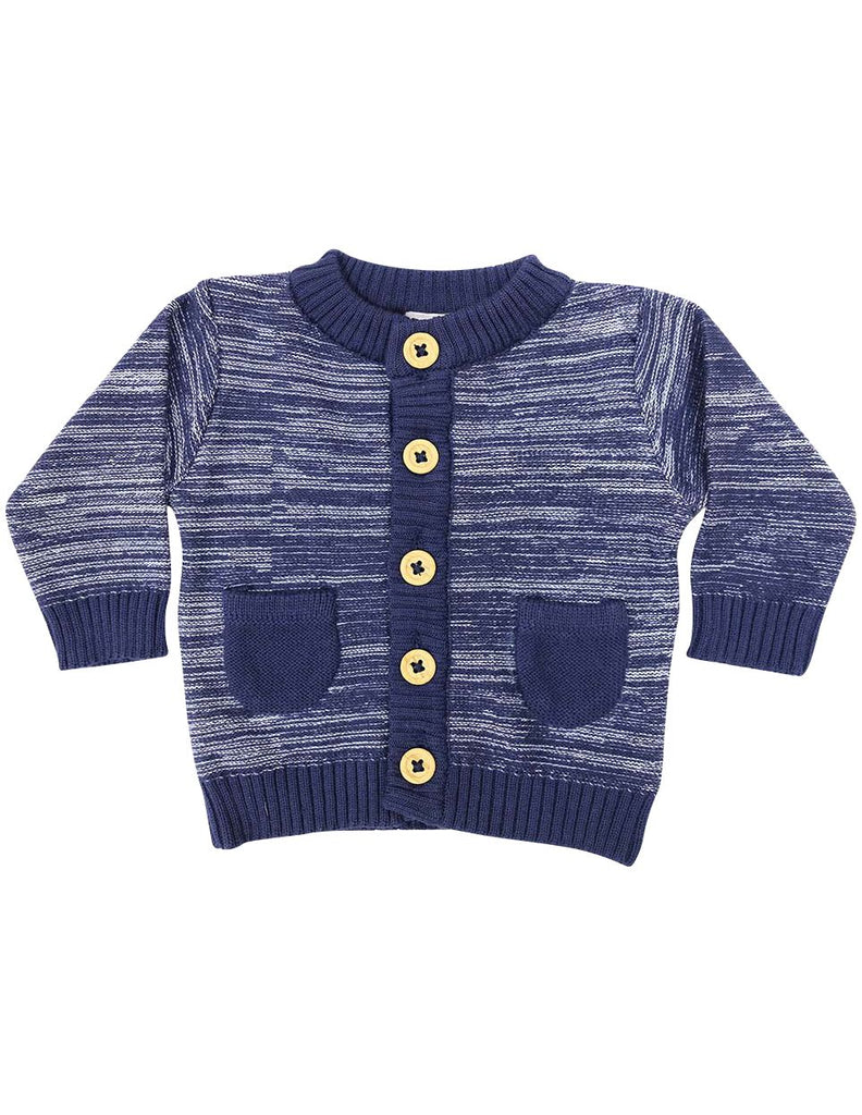 B1216N Cardigan-Cardigans/Jackets/Sweaters-Korango_Australia-Kids_Fashion-Children's_Wear