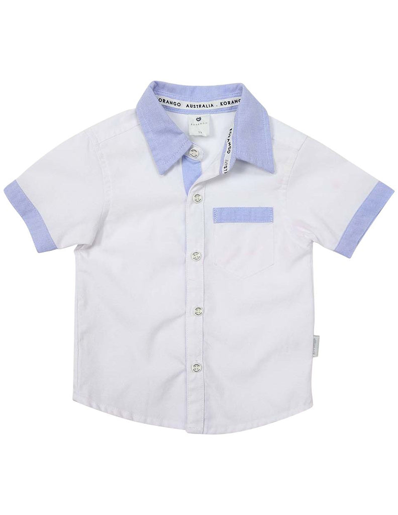 A1230W Beach Boys Shirt-Tops-Korango_Australia-Kids_Fashion-Children's_Wear