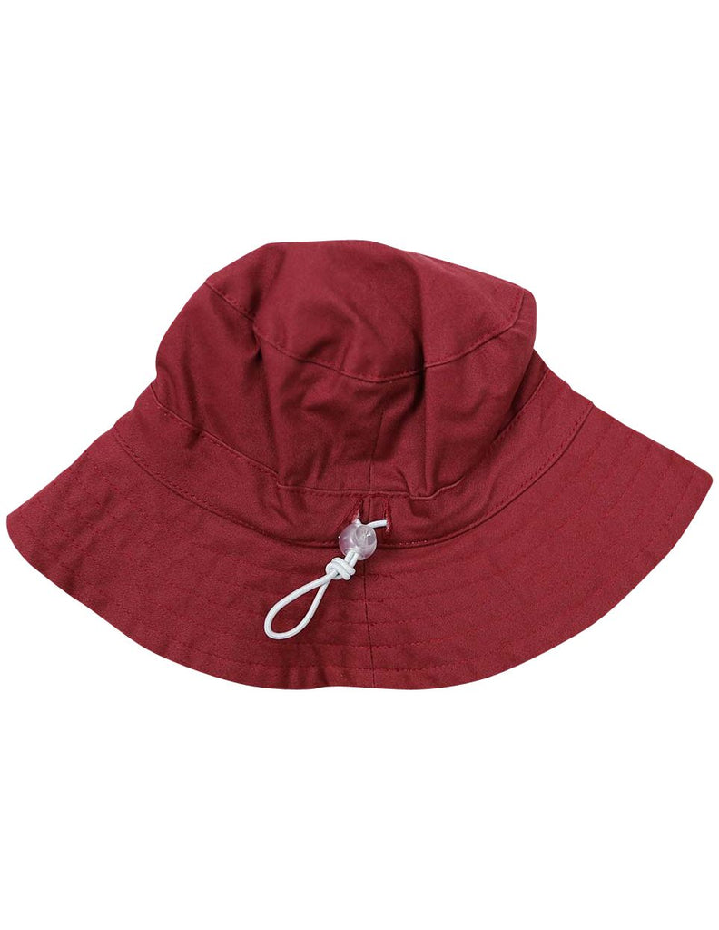 C1233M Stretch Twill Sun Hat-Accessories-Korango_Australia-Kids_Fashion-Children's_Wear