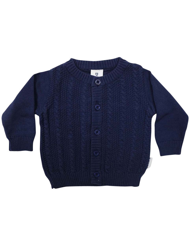 C1209N Cardigan-Cardigans/Jackets/Sweaters-Korango_Australia-Kids_Fashion-Children's_Wear