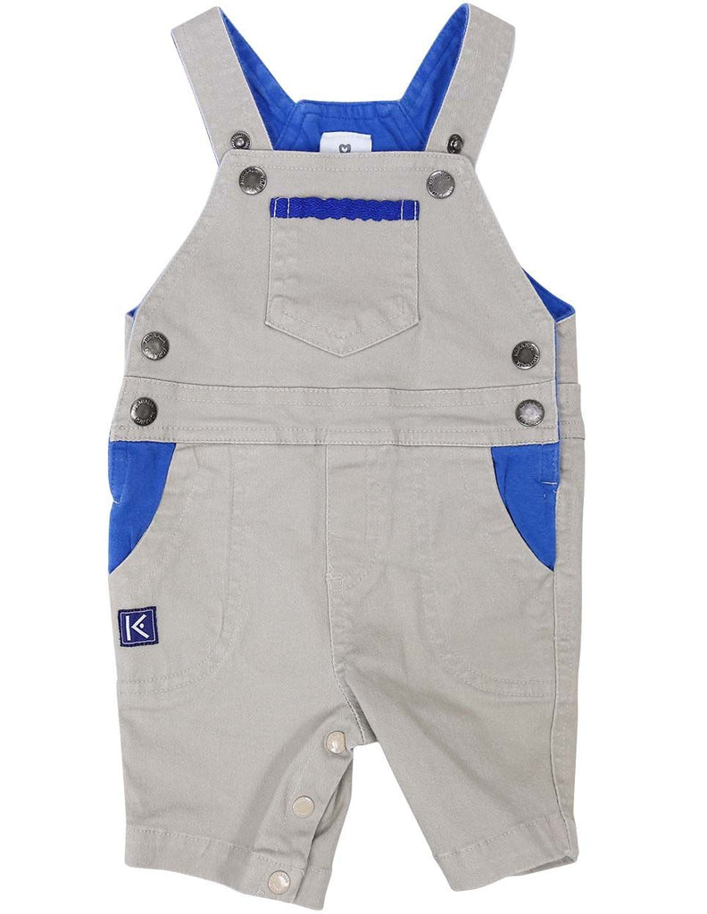 B1203B Pirate Ships Overall-All In Ones-Korango_Australia-Kids_Fashion-Children's_Wear