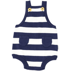 B1419N Whale Knit Sunsuit