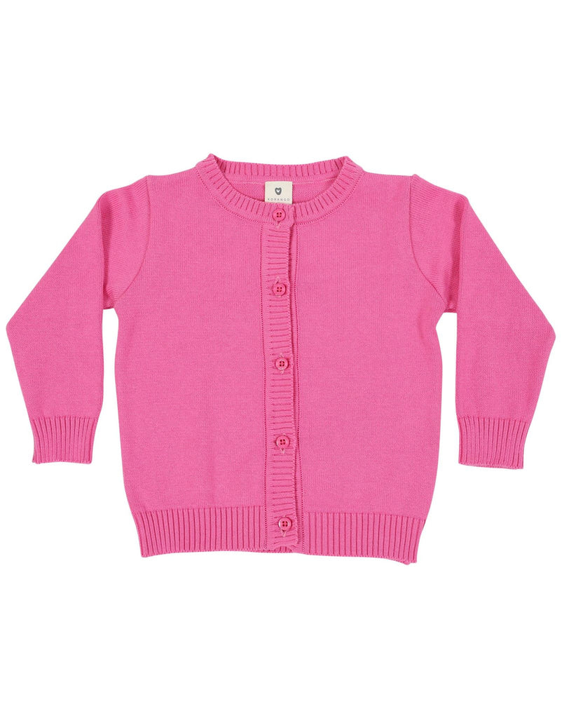 A1217H Cardigan-Cardigans/Jackets/Sweaters-Korango_Australia-Kids_Fashion-Children's_Wear