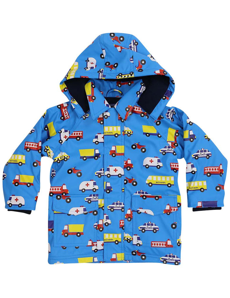 A1347B Rainwear Car n Trucks