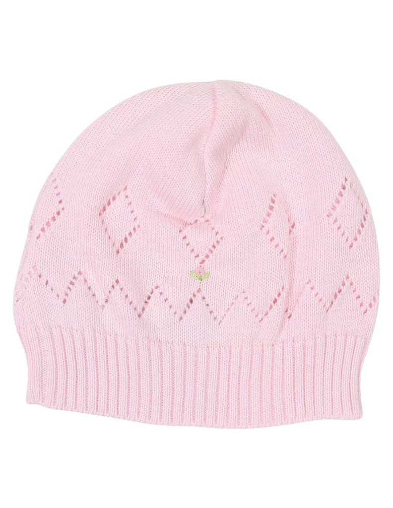 C13005P Timeless Hand Embroidered Knit Beanie
