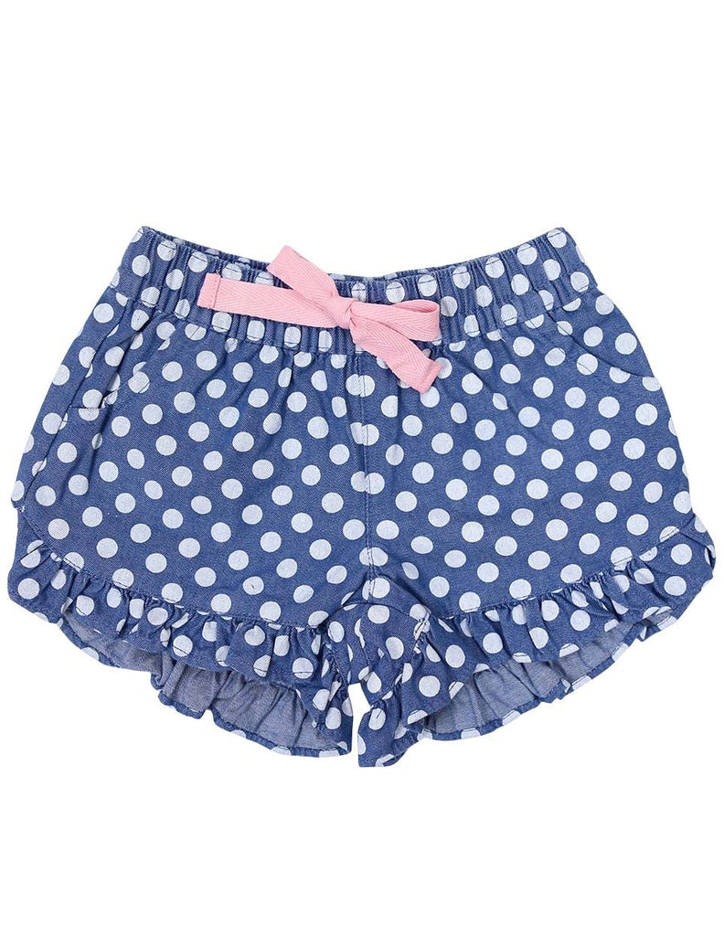A1209D Heart Short-Pants & Shorts-Korango_Australia-Kids_Fashion-Children's_Wear