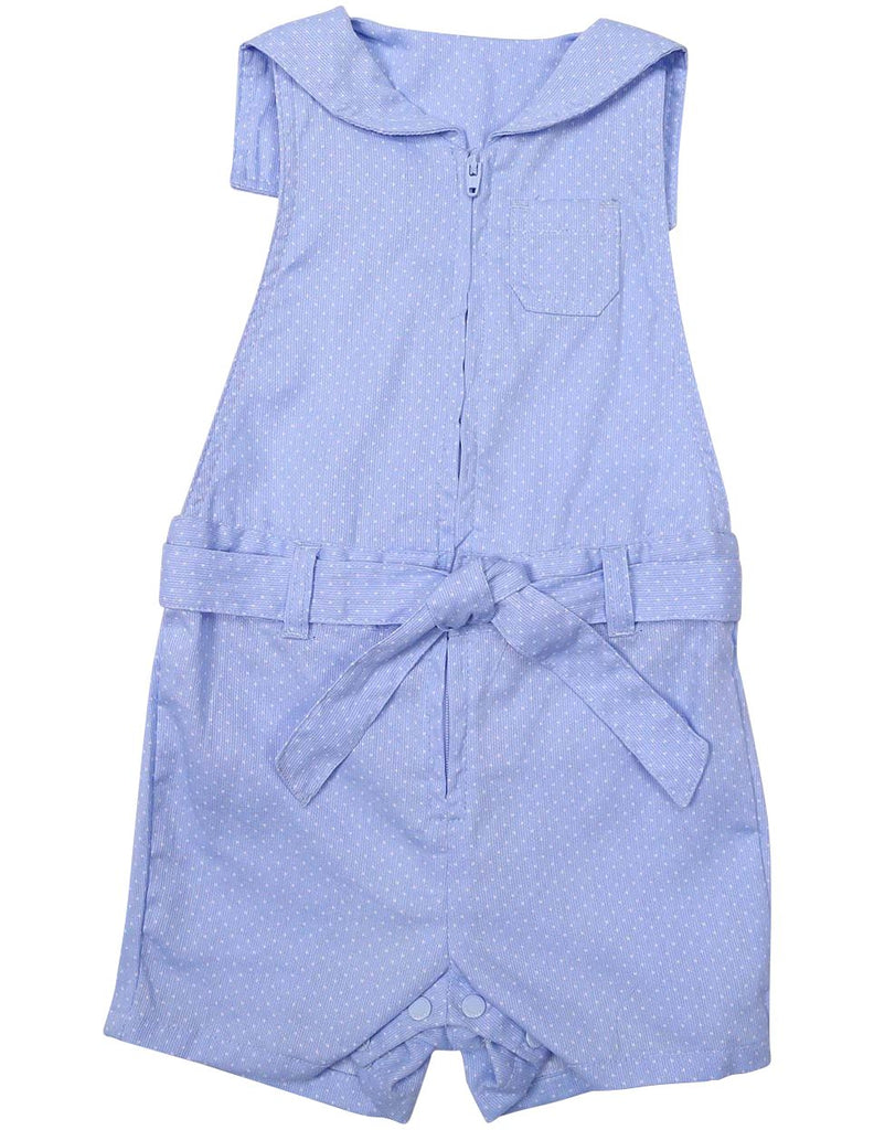 A1242B Daisy Playsuit-All In Ones-Korango_Australia-Kids_Fashion-Children's_Wear