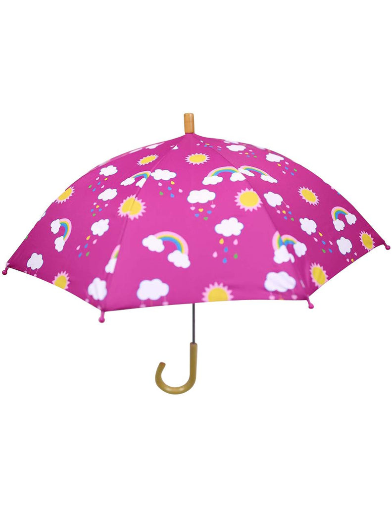 A1346R Rainwear Girls Umbrella