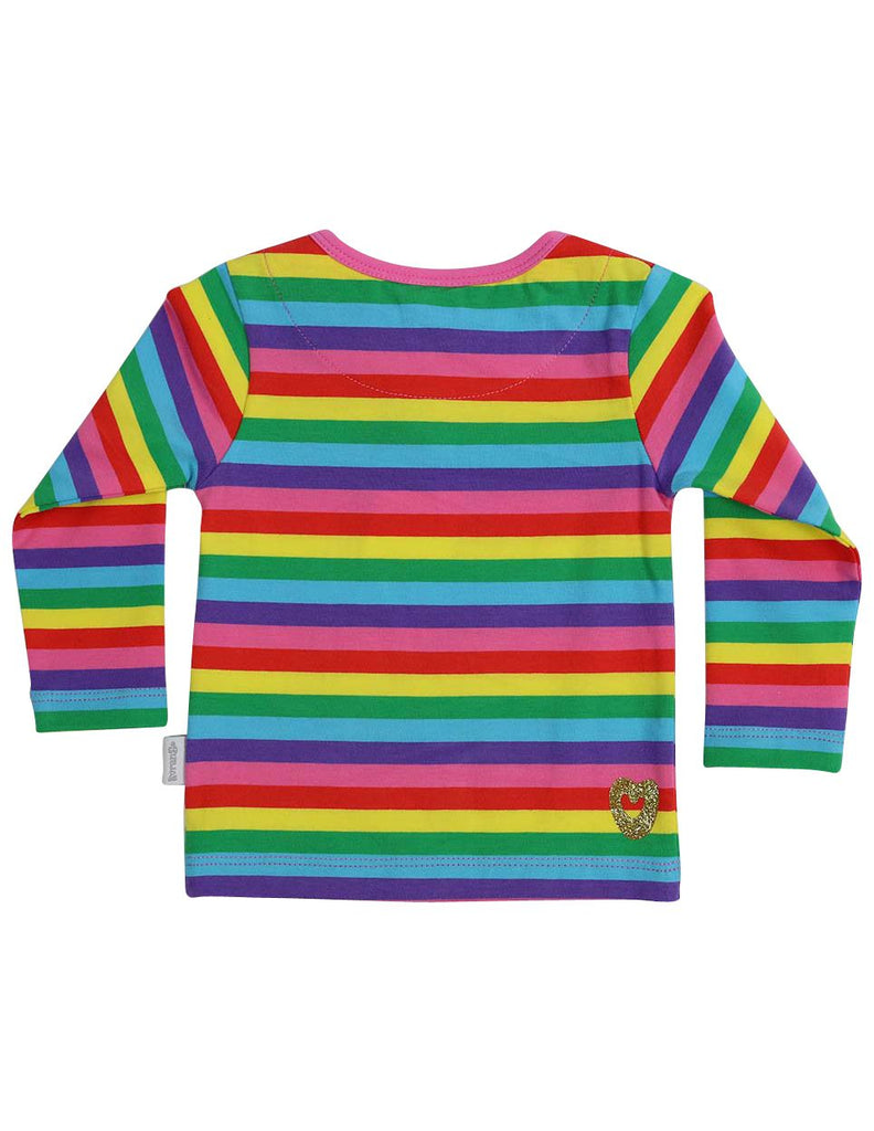 A1357R Standing out from the Crowd Long Sleeve Tee Stripe