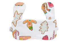 Ginger Cookie Eye Mask