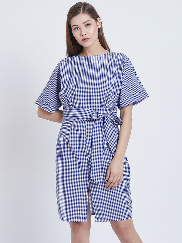 Gingham Love Dress