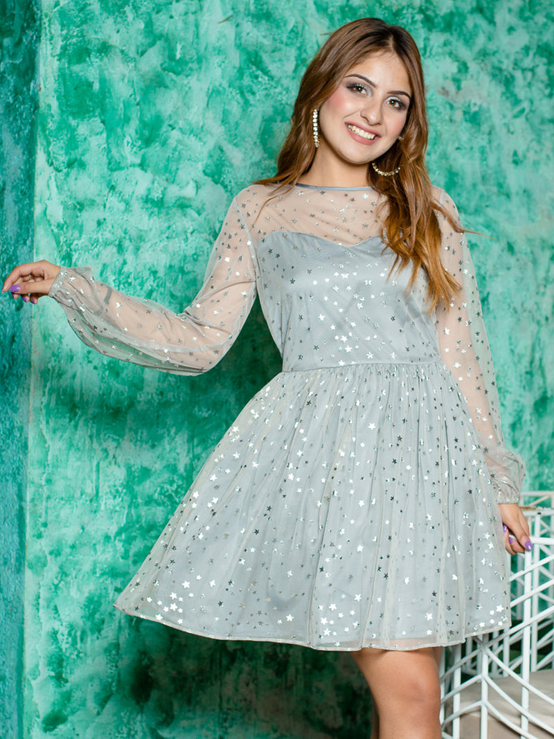Stars All Night Dress
