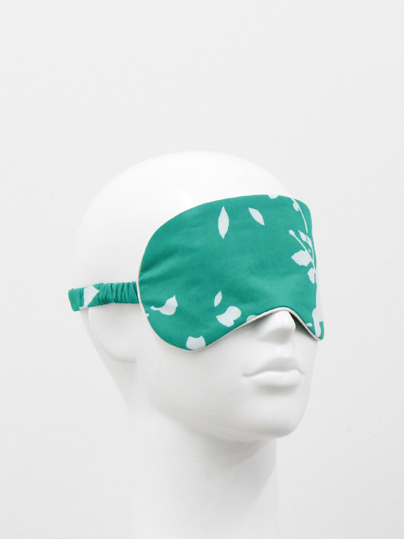 Earthy Green Eye Mask