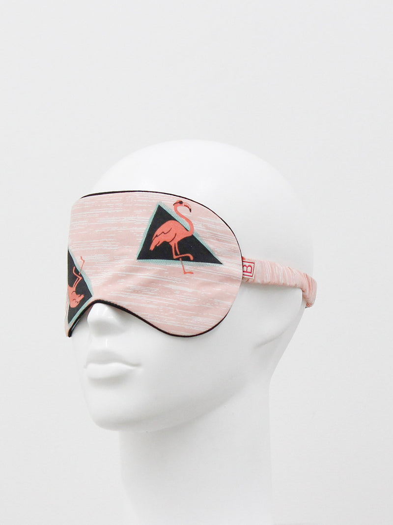 Flirty Flamingo Mask