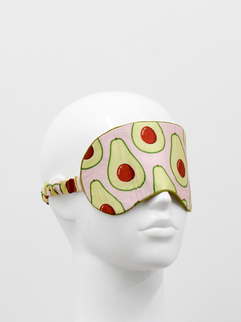 Avocado Cuddle Eye Mask