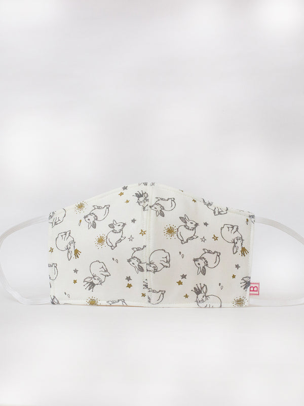 Rabbit Print Mask