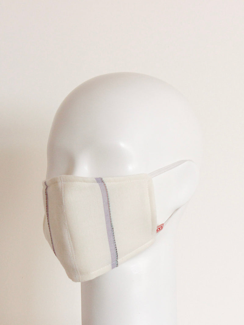 Safe In White Mask- set of 2