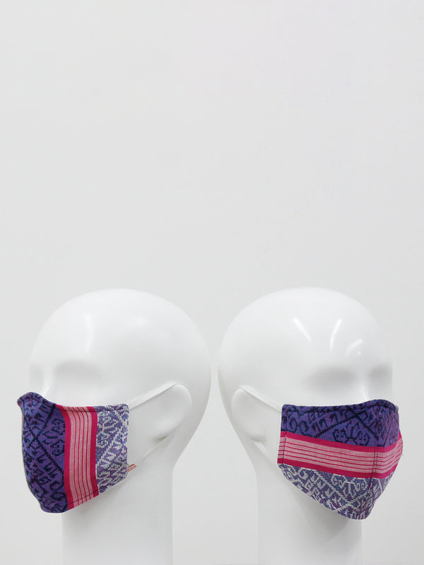 Pink Delight Mask- set of 2