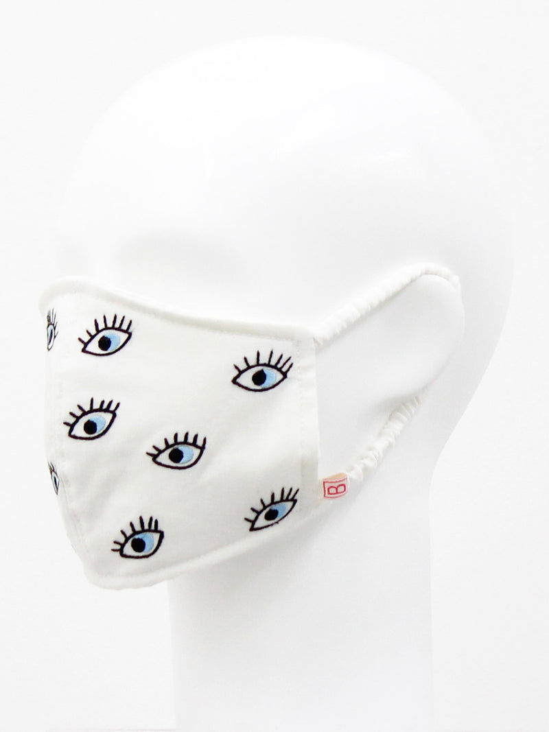 Cute Evil Eye Mask