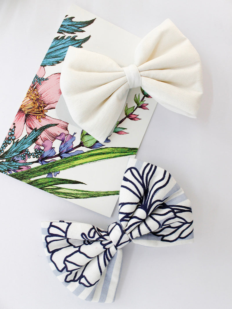 How Pretty Bow- Set of 2
