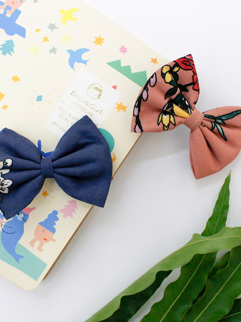 Summer Ready Bow- Set of 2