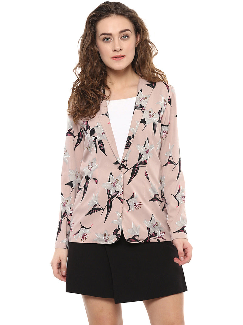French Garden Blazer