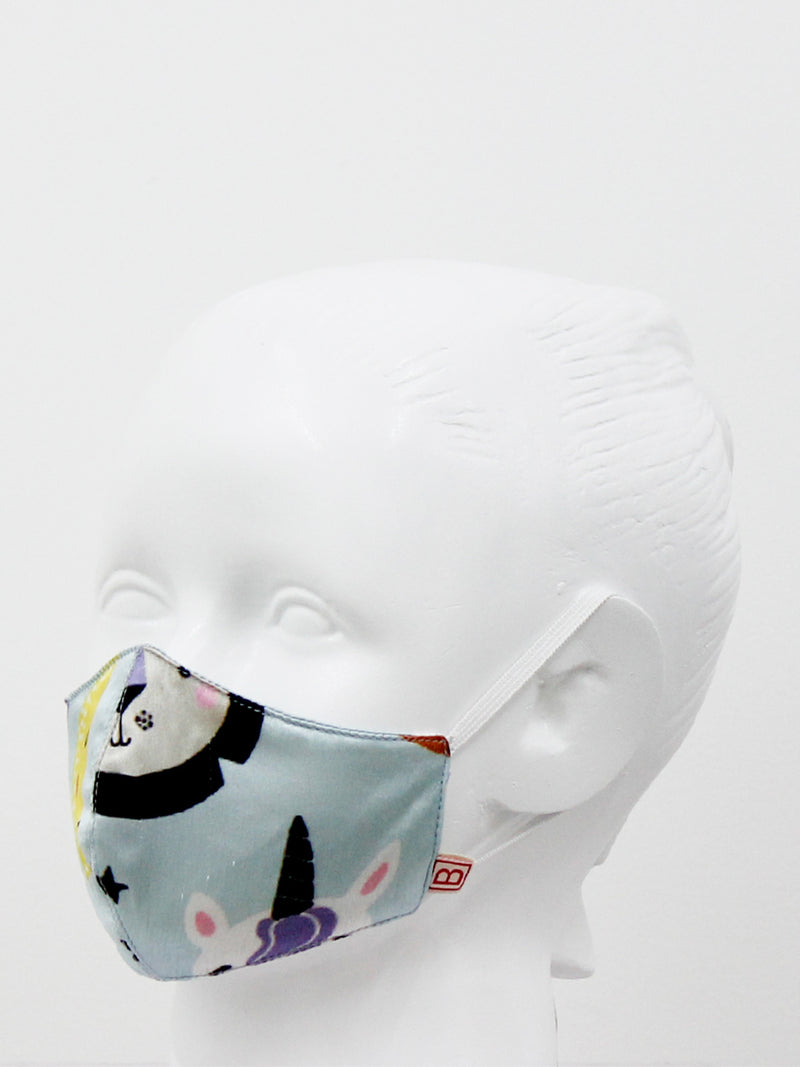 Cute Kid Mask