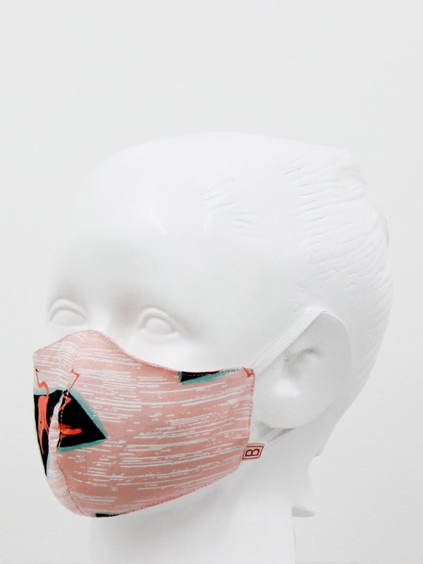 Flamingo Mask