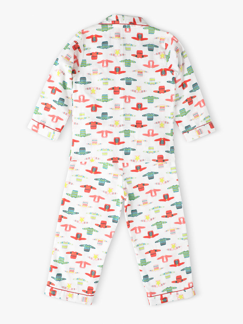 Get Cozy Kids Night Suit