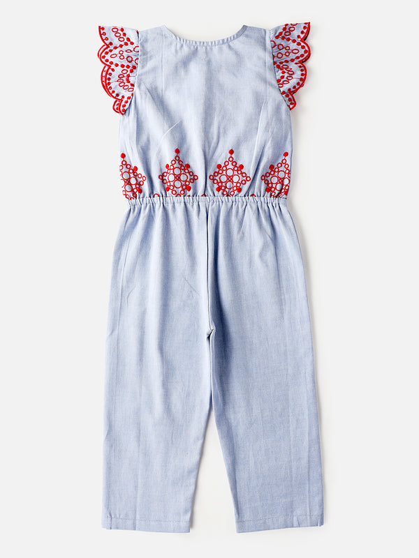 Modish Kid Jumpsuit