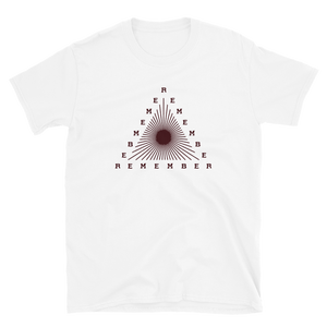 Remember Shirt (Maroon)
