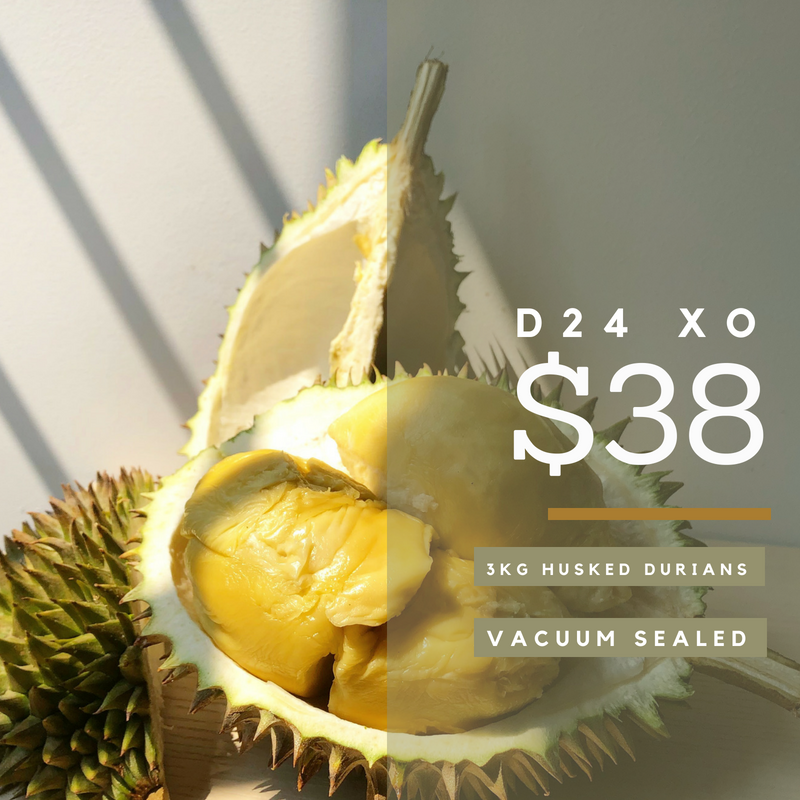 *NEW!* D24 XO (dehusked and vacuum sealed)